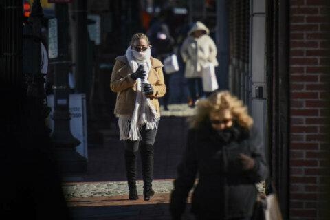 DC region forecast: After wet end to November, chilly start for December