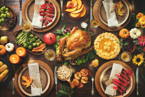 Who had the first Thanksgiving? Virginia