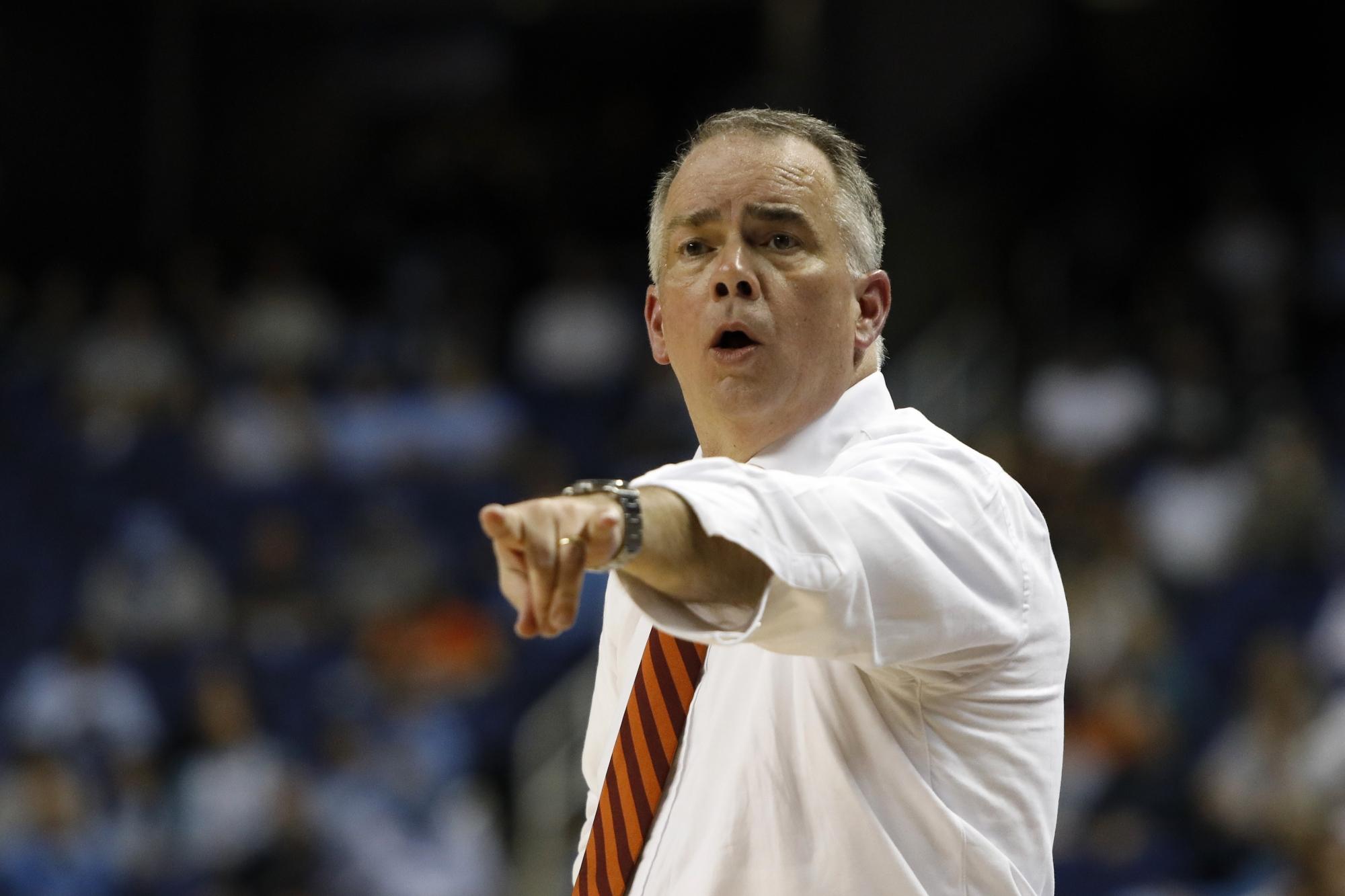 Coach Mike Young Virginia Tech Deeper More Balanced Wtop