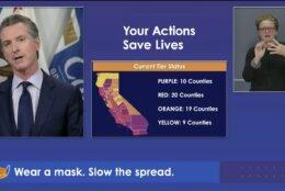 California seeing biggest jump in virus cases in months   WTOP