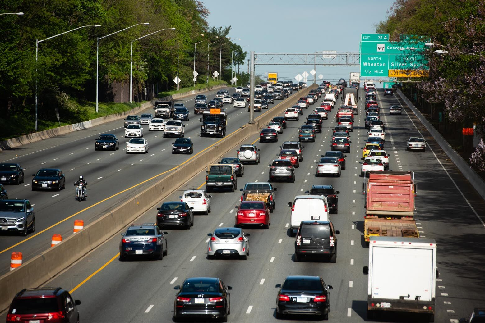 Weekend Road and Rail: Stops on the Beltway and I-66, events in DC; work on most Metro lines