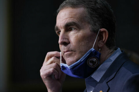 Northam recommends Virginians 'consider' wearing masks but stops short of new requirement