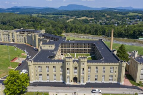 VMI gets first female commander of Corps of Cadets