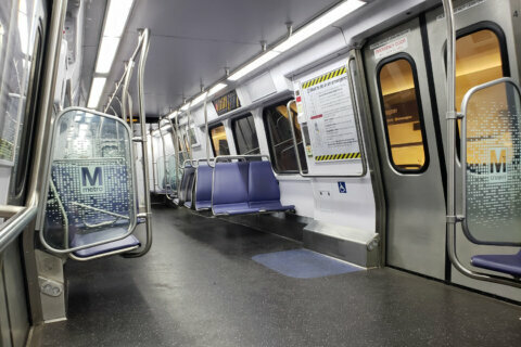 Weekend Road and Rail: Metro work on all lines, improvements around the Mall, I-66 and Beltway