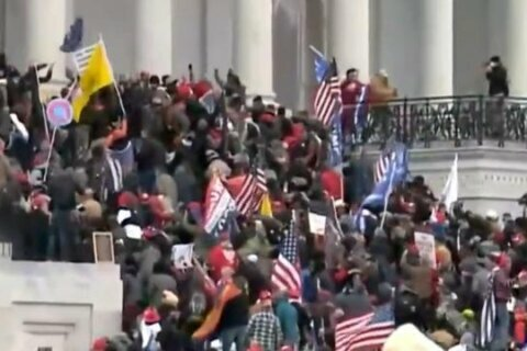 What we know about the 'unprecedented' Capitol riot arrests
