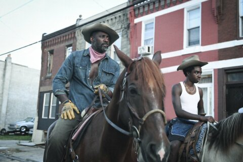 Review: Idris Elba explores equestrian urban subculture in 'Concrete Cowboy'