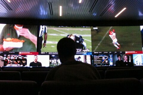 Sports betting brings stunningly low amount of money to DC