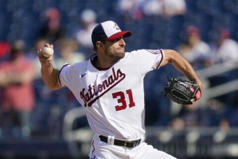 Reports: Nationals trade Scherzer, Turner to Dodgers