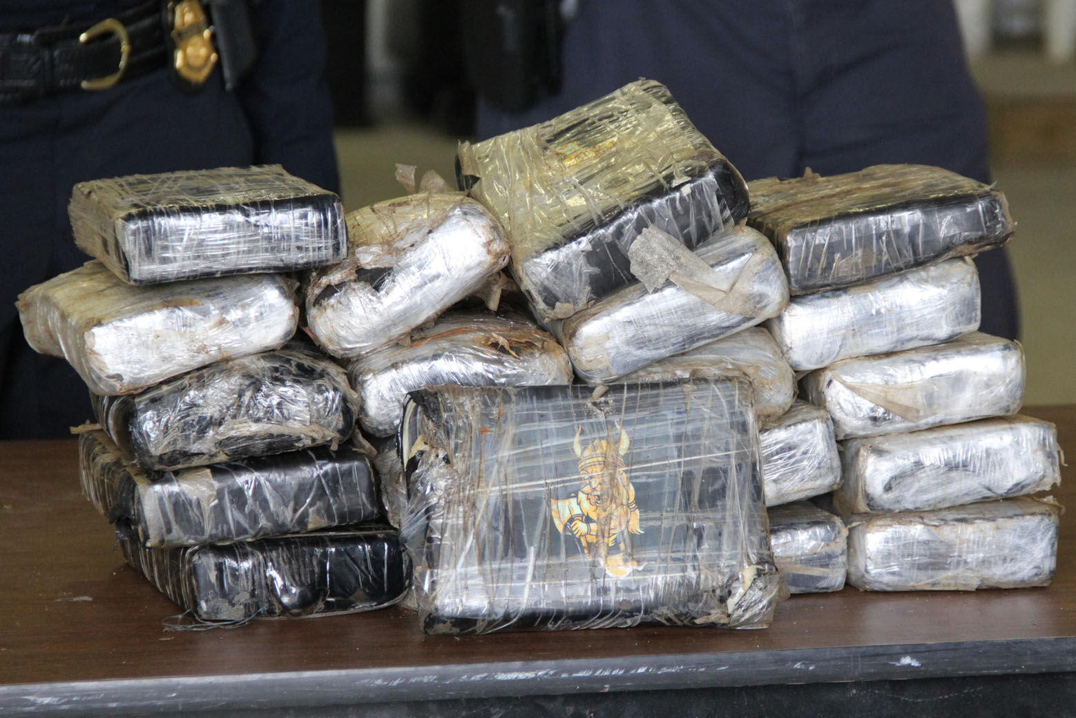 Over $1 million in cocaine seized during ship inspection near Annapolis | WTOP