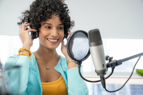 Five must-listen DC area podcasts hosted by female podcasters