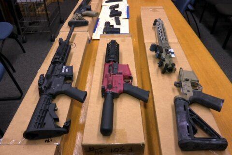 Prince George's Co. man sentenced to 5 years for building 'ghost guns,' distributing drugs