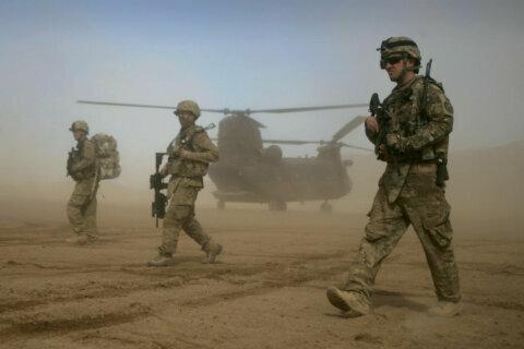 The Hunt: Terror concerns in Afghanistan as US troops leave