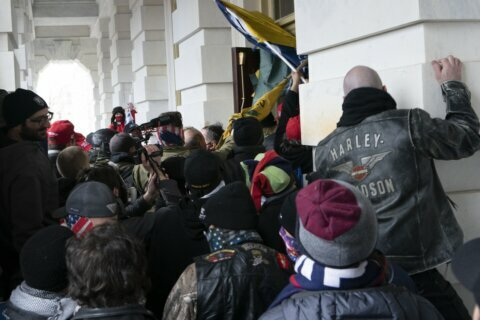 Capitol rioters make questionable claims about police