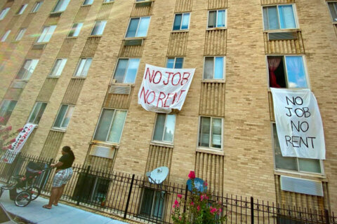 DC 'on track' to get rent money out