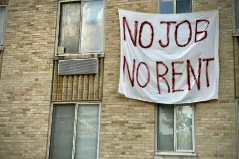 Maryland leaders join call for temporary statewide eviction moratorium