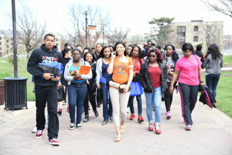 Morgan State University sees record number of applications
