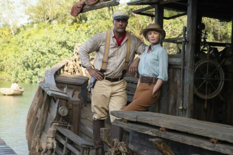 Review: The Rock, Emily Blunt keep 'Jungle Cruise' afloat for a fun Disney adventure