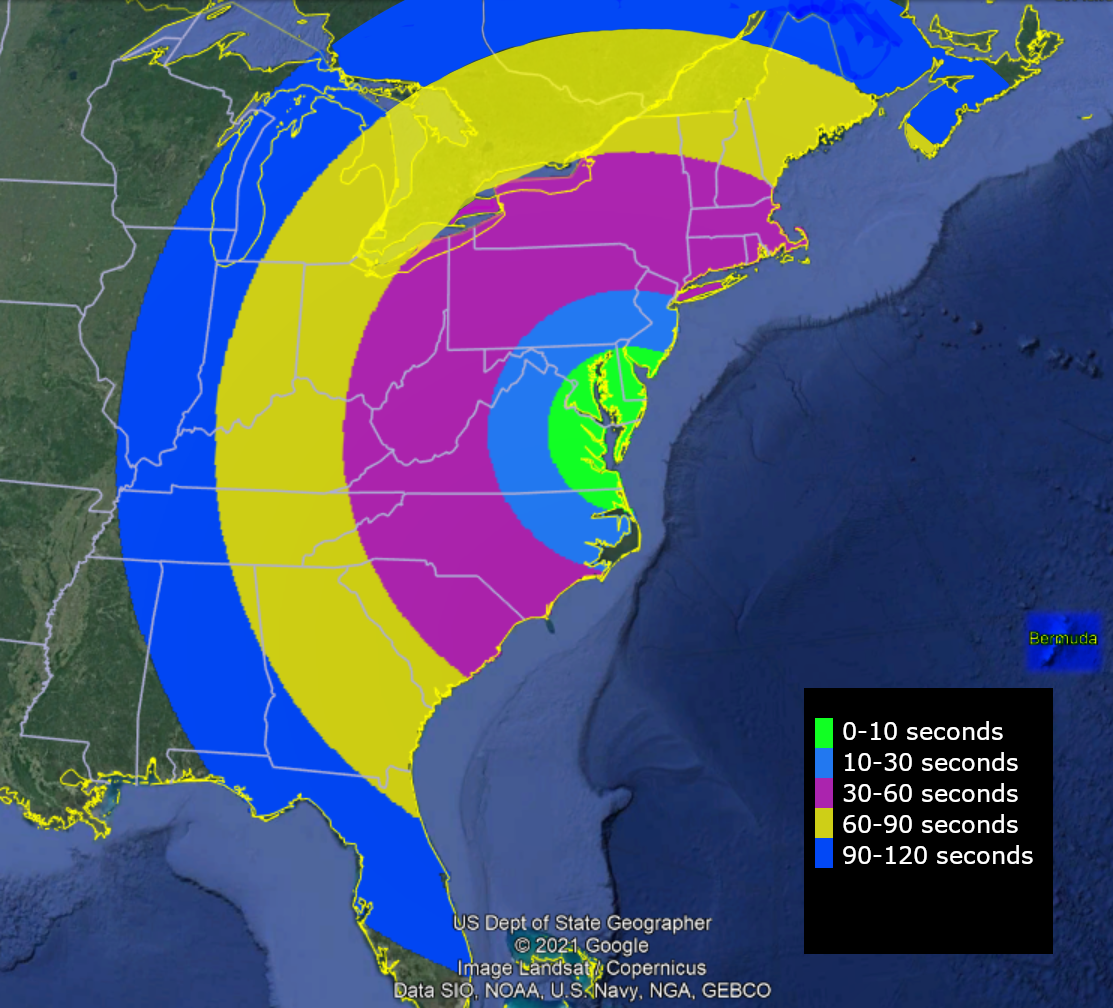 - VISIBILITY MAP - The Space Place: A rocket launch, a rocket tumble, a Supermoon and more sky sights