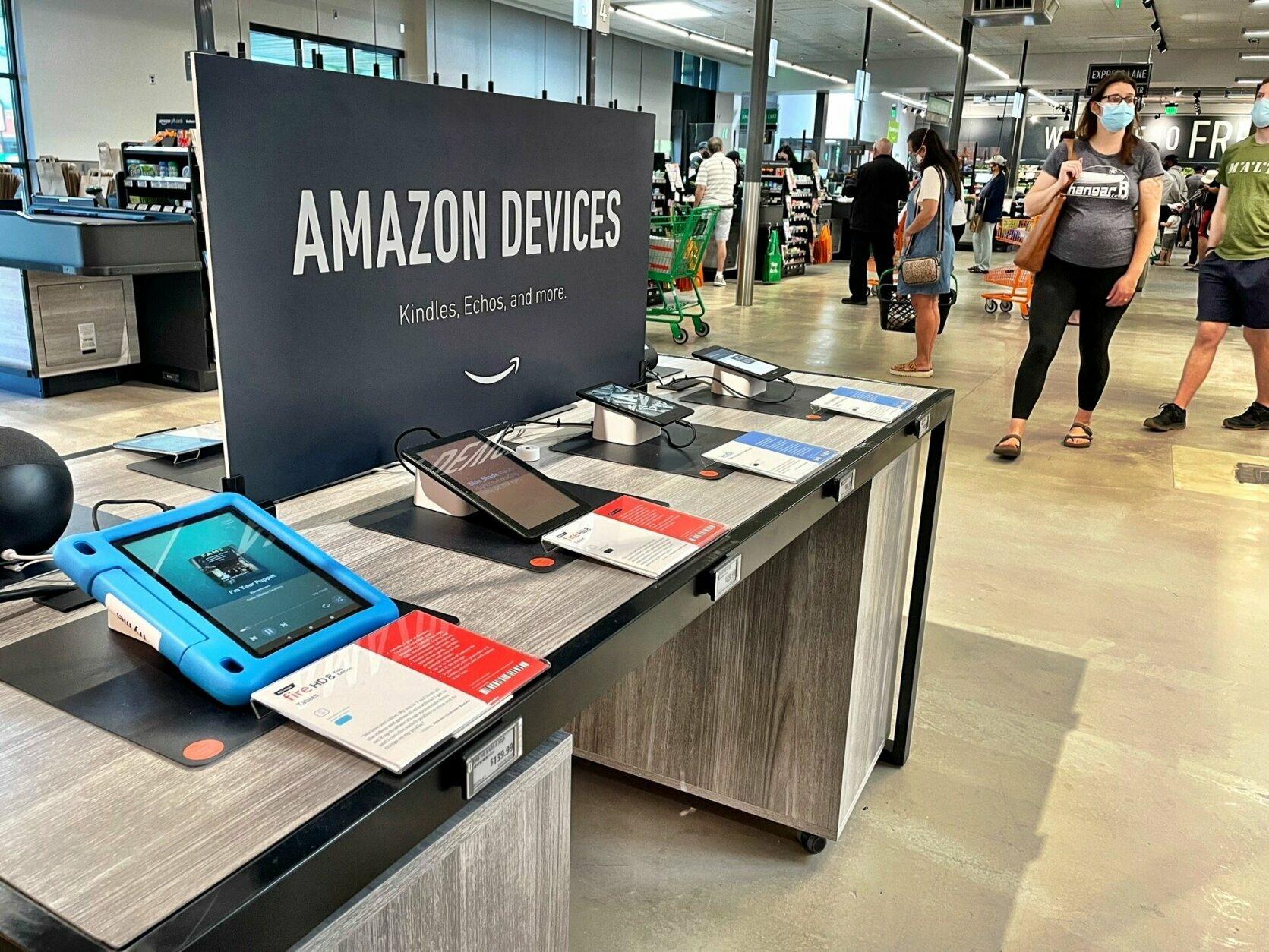 amazon fresh devices