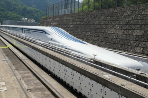 Survey finds support for maglev in Prince George's; officials skeptical