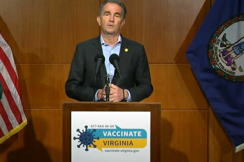 Northam says it has cost $5 billion to care for unvaccinated Virginians with COVID