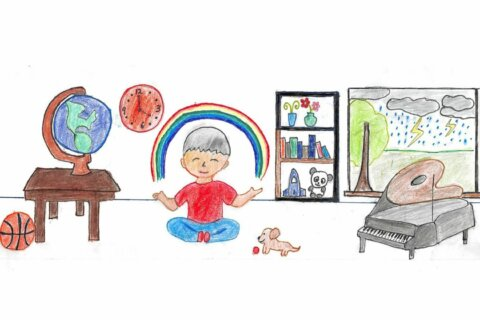 Clarksville 2nd grader is finalist in national Doodle for Google contest