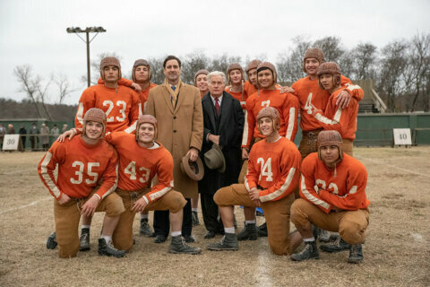 Review: '12 Mighty Orphans' tells inspiring, old-fashioned story of gridiron underdogs