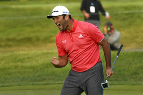 BMW Championship coming to Maryland