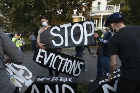 EXPLAINER: What will the end of the eviction ban mean in DC?
