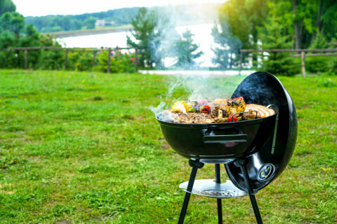 BBQ expert says keep it low and slow, and spread it out