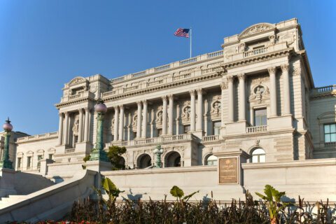 Library of Congress hosts National Book Festival with Michael J. Fox, Lupita Nyong'o