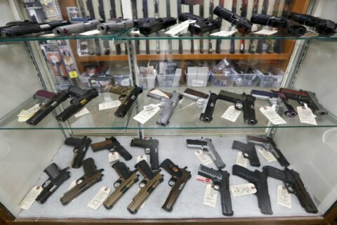 Court throws out ruling on handgun sales to people under 21