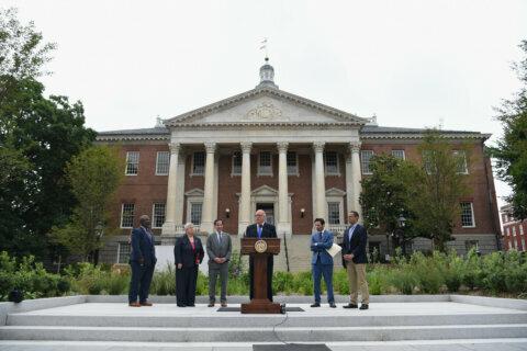 Md. leaders highlight mental health program named for Rep. Jamie Raskin's son