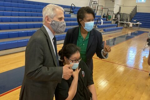 DC leaders try to increase COVID-19 vaccination rates with east-of-the-river effort
