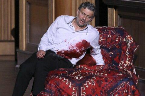 Tenor Jonas Kaufmann takes on Tristan, opera's voice killer