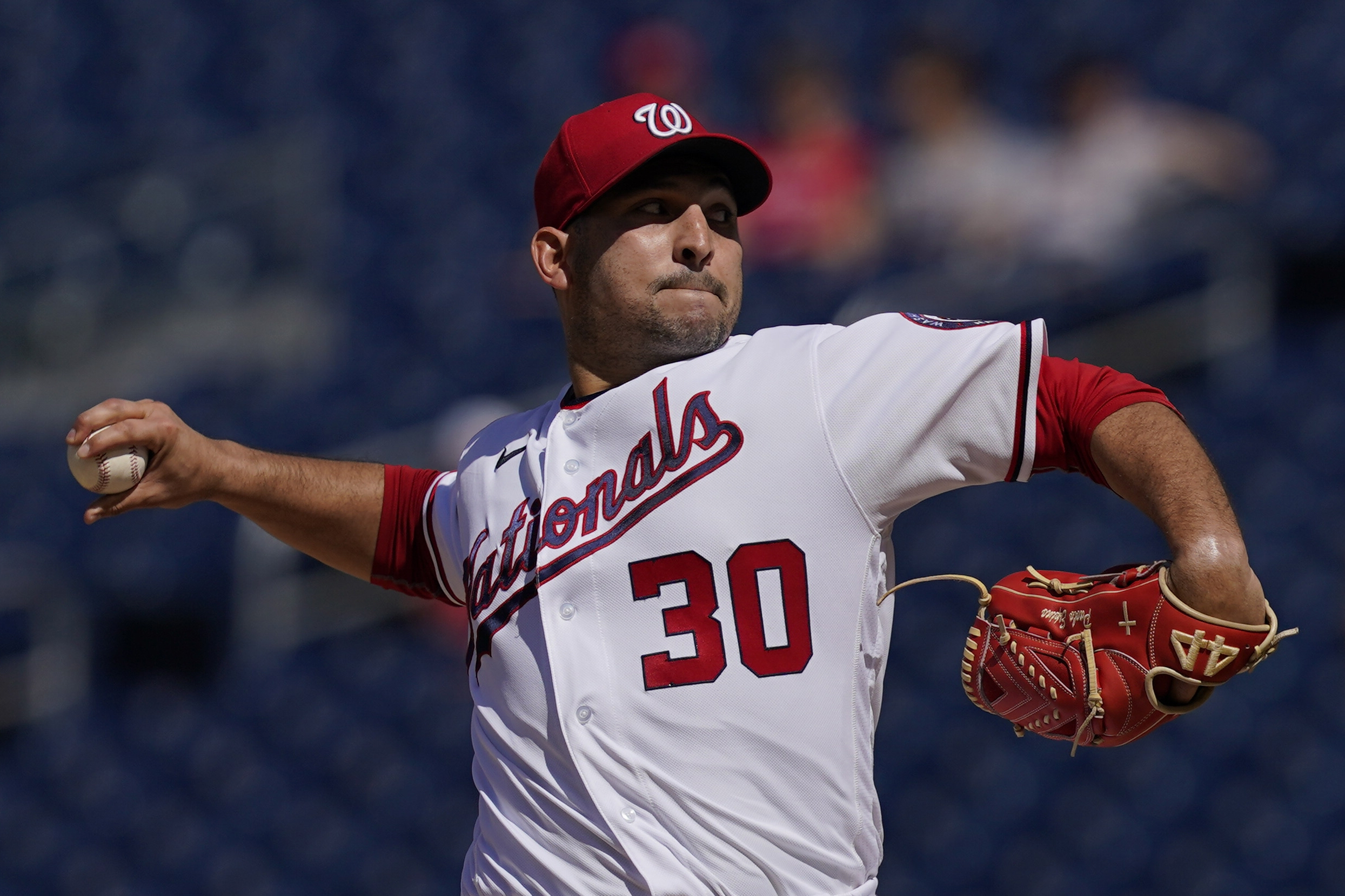 Journeyman Espino pitches Nationals to sweep of Pirates | WTOP