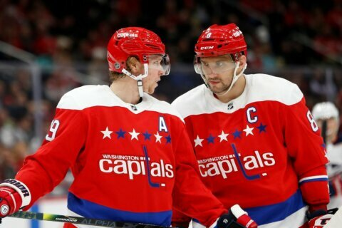 Caps want Ovechkin and Backstrom to finish their careers in Washington