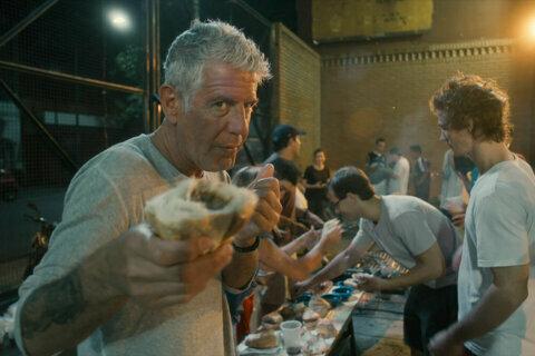AFI Docs Film Festival presents films on Naomi Osaka, Tom Petty, Anthony Bourdain