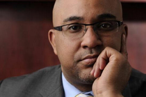 Baltimore native uses life experiences to motivate work as advocate for Black men