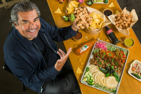 George Lopez's taco restaurant comes to DC (but you can't go there)