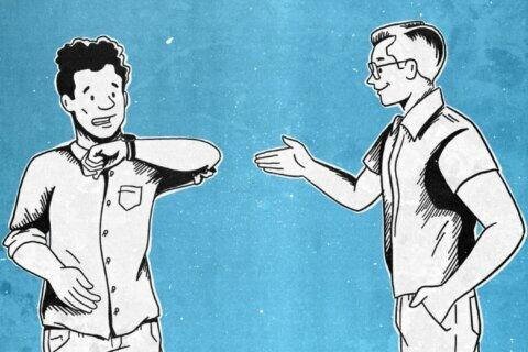 Is it too soon for the return of the handshake? An expert weighs in