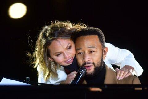 John Legend says Chrissy Teigen doing 'great' amid cyberbullying scandal