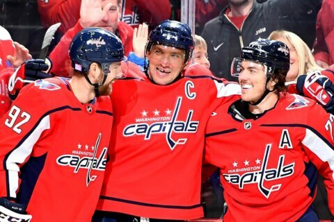Capitals salary cap situation could force tough offseason, expansion draft choices