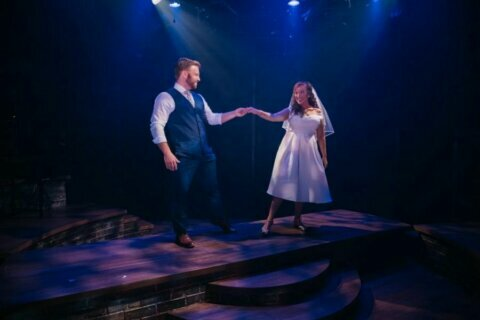 Constellation Theatre stages 'Last Five Years' of a relationship forward, backward
