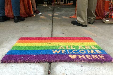 Pride parade travels through DC Saturday