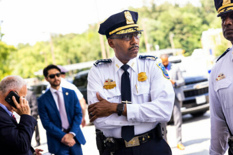 'Mad as hell': DC police chief reacts to gun violence at scene of 14th Street shooting