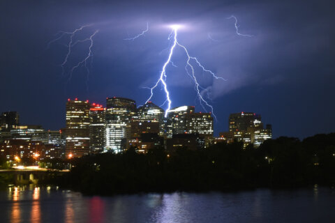 'Do not take this threat lightly': Strong storms in DC region's forecast
