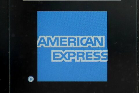 Americans spend again and American Express profit surges