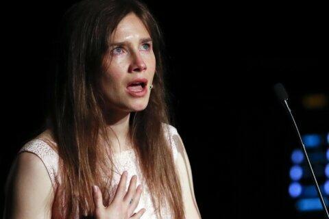 Amanda Knox blasts film 'Stillwater' for exploiting her case