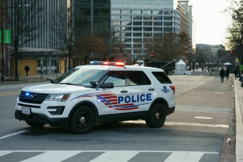 DC mayor asks council for $11M for more police officers